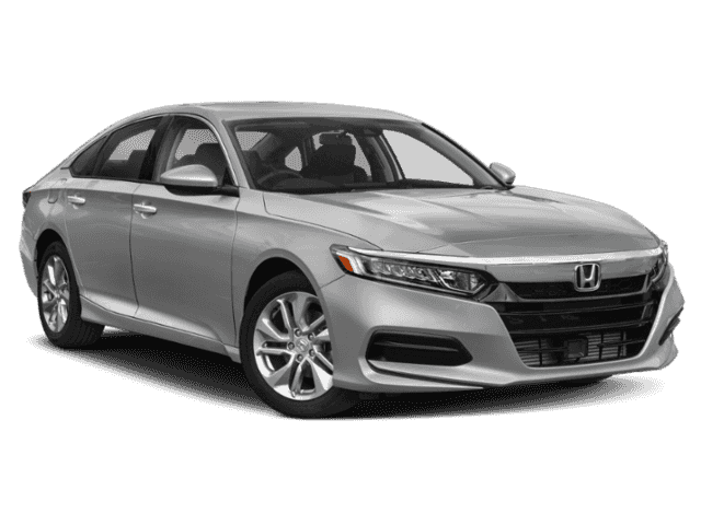 New 2020 Honda Accord LX 4D Sedan