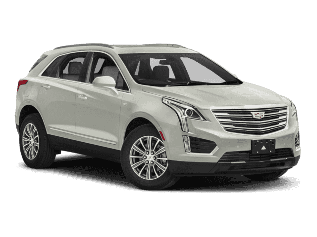New 2018 Cadillac XT5 Luxury FWD SUV