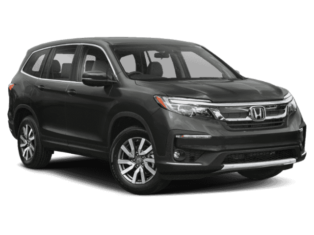 New 2019 Honda Pilot EX AWD