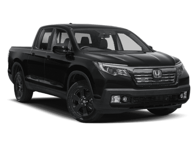 New 2019 Honda Ridgeline Awd Black