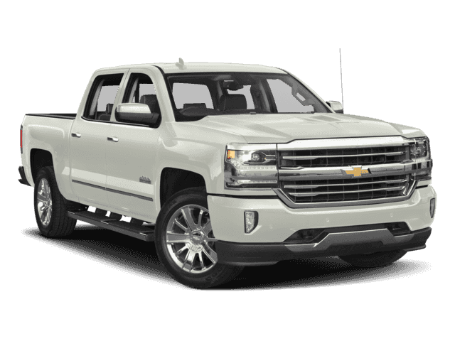 2018 Chevrolet Silverado 1500 High Country 4WD