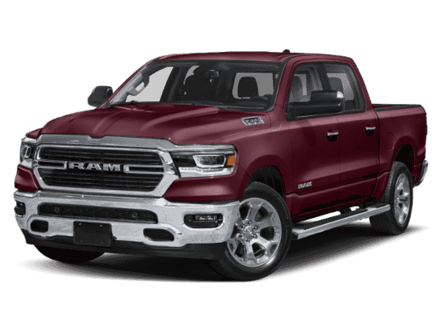 "New 2019 RAM All-New 1500 Big Horn/Lone Star 4x4 Crew Cab 5'7"" Box"