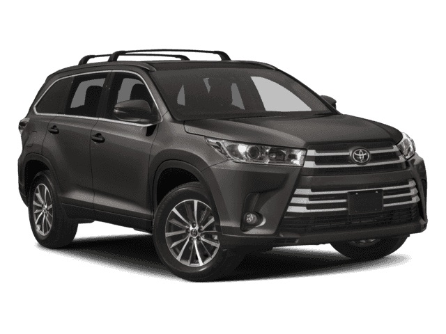 New 2018 Toyota Highlander XLE V6