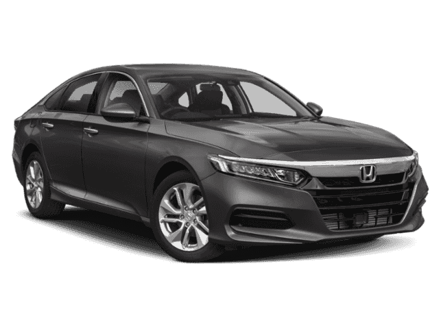 New 2019 Honda Accord LX 1.5T