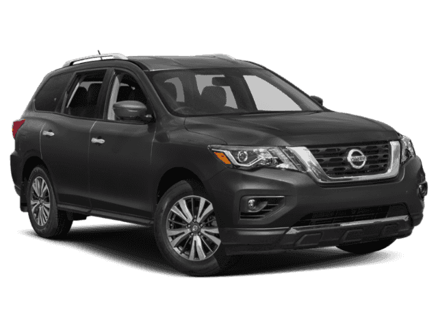 New 2019 Nissan Pathfinder 4x4 SV Tech