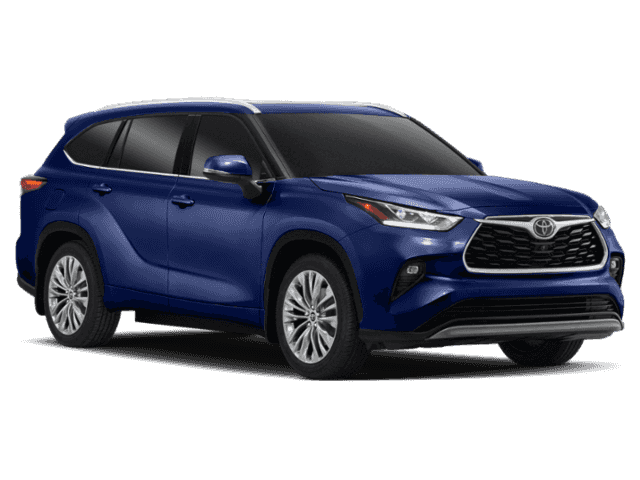 New 2020 Toyota Highlander Limited FWD (Natl)