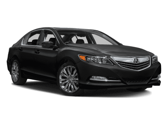 New 2016 Acura RLX Tech Pkg