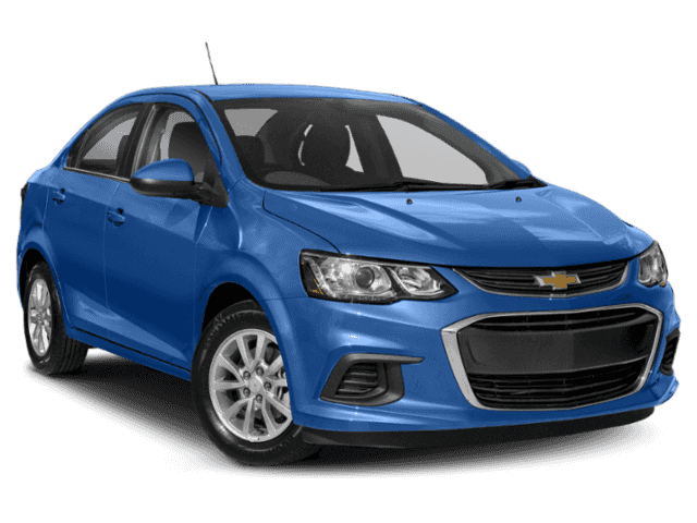 New 2019 Chevrolet Sonic LT Auto