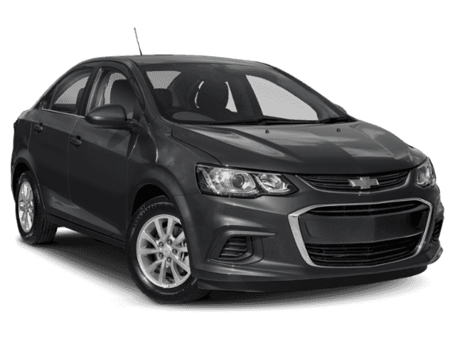 New 2020 Chevrolet Sonic LS
