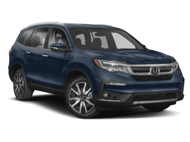 New 2019 Honda Pilot Touring 9AT