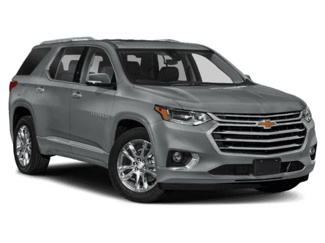 New 2020 Chevrolet Traverse High Country Awd Suv In Morganton T20