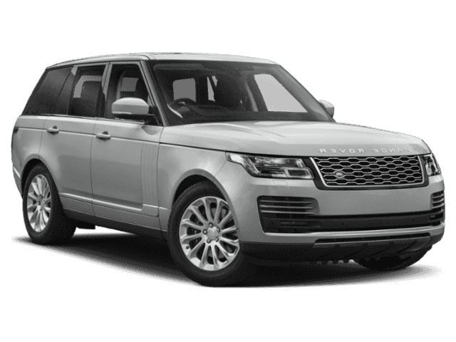 New 2018 Land Rover Range Rover Supercharged