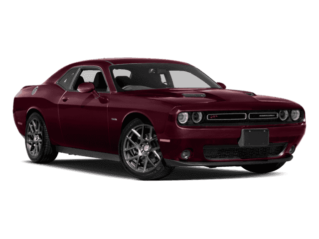 NEW 2018 DODGE CHALLENGER R/T RWD 2D COUPE