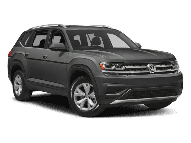 New 2018 Volkswagen Atlas S AWD