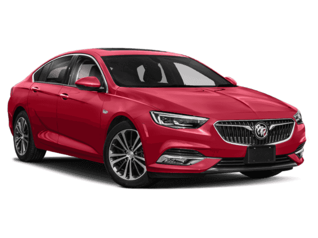 New 2020 Buick Regal GS