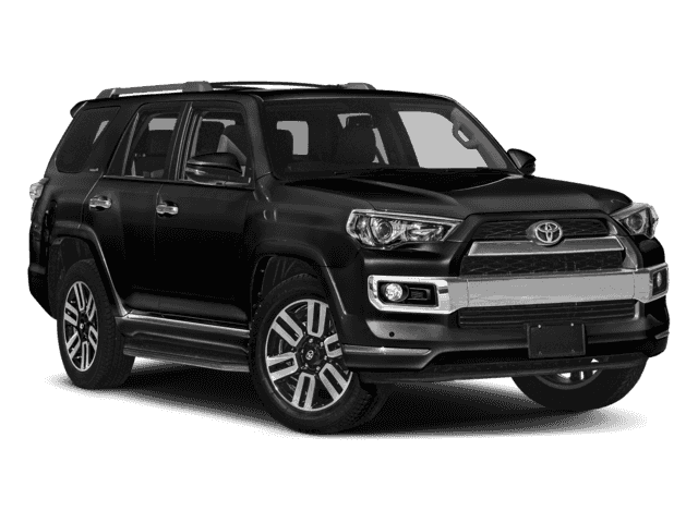 New 2018 Toyota 4Runner Limited With Navigation