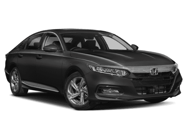 New 2018 Honda Accord Sedan EX-L Navi 2.0T