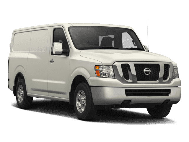 New 2017 Nissan NV Cargo SV V6