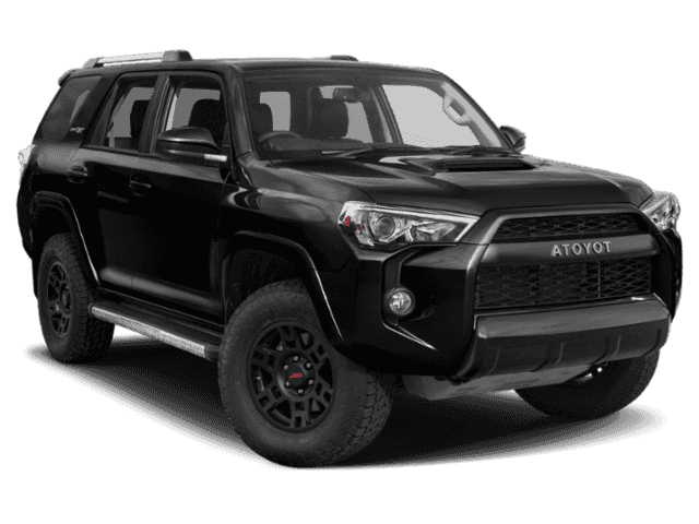 New 2019 Toyota 4runner Trd Pro 4d Sport Utility In Victoria