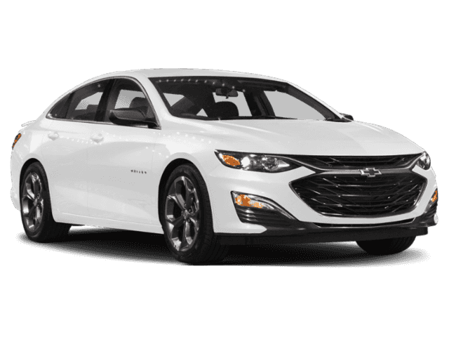 New 2019 Chevrolet Malibu LS FWD 4D Sedan