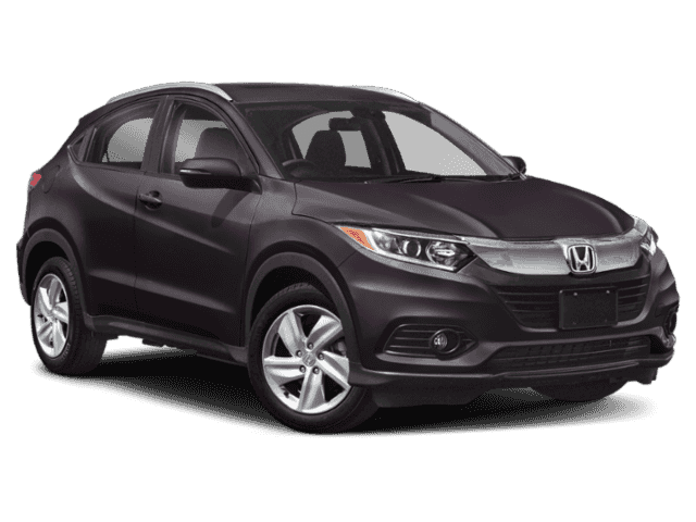 New 2020 Honda HR-V AWD EX