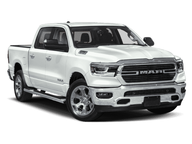 New 2020 Ram 1500 Big Horn/Lone Star 4WD