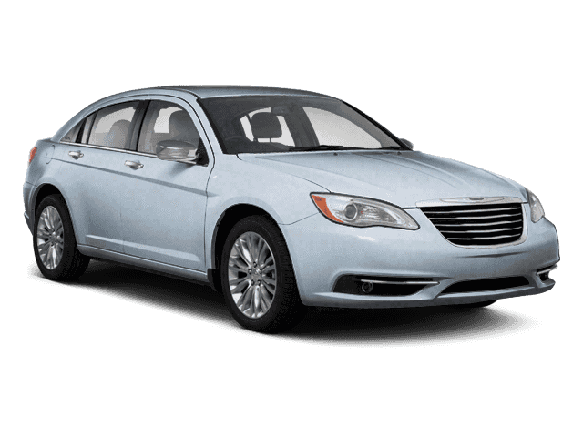 Chrysler 200 Tire Size >> Pre Owned 2013 Chrysler 200 Touring Se 4d Sedan R5532 In