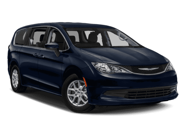 New 2018 Chrysler Pacifica LX