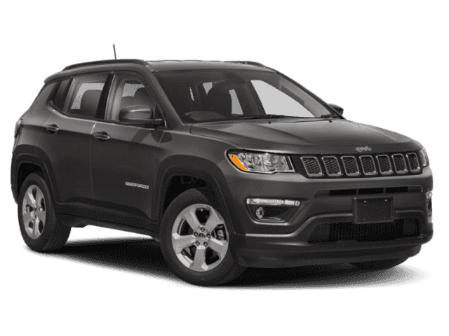 New 2019 JEEP Compass 4d SUV 4WD Latitude