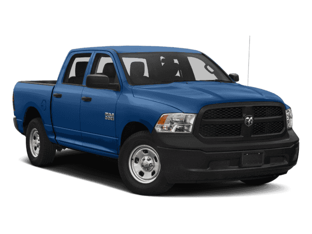 NEW 2017 RAM 1500 EXPRESS CREW CAB 4X4 5'7 BOX