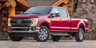 New 2020 Ford F-250 Super Duty XL