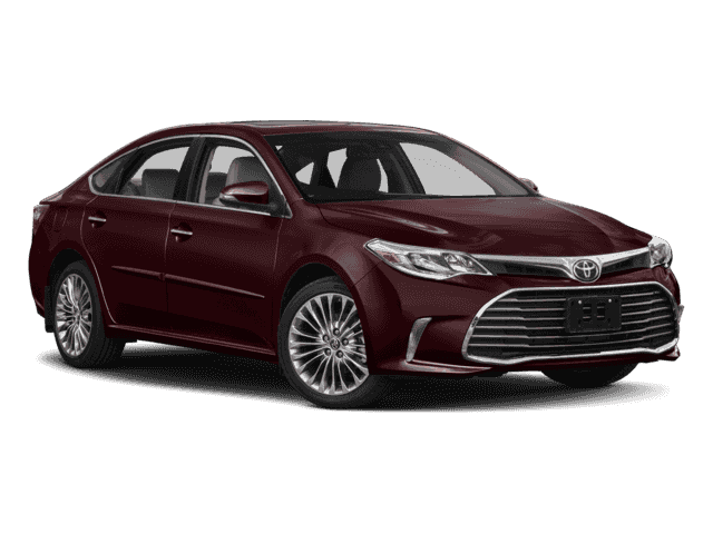 New 2018 TOYOTA Avalon Limited Front Wheel Drive 4D