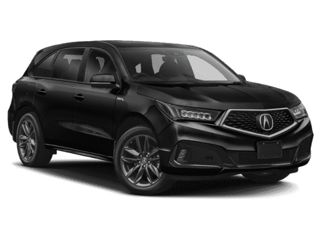 New 2020 Acura MDX A-Spec