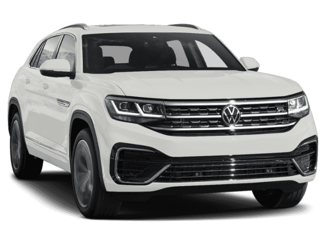 New 2020 Volkswagen Atlas Cross Sport 3.6L V6 SE w/Technology AWD Sport Utility
