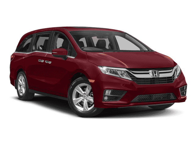 New 2018 Honda Odyssey EX-L With Navigation