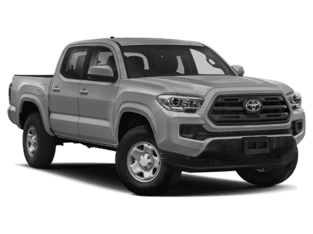 Stock #: 37872 Silver 2019 Toyota Tacoma SR5 4D Double Cab in Milwaukee, Wisconsin 53209