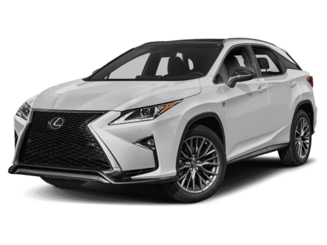 2019 Lexus RX 350 F SPORT F SPORT AWD Loaded