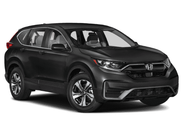 New 2020 Honda CR-V LX AWD