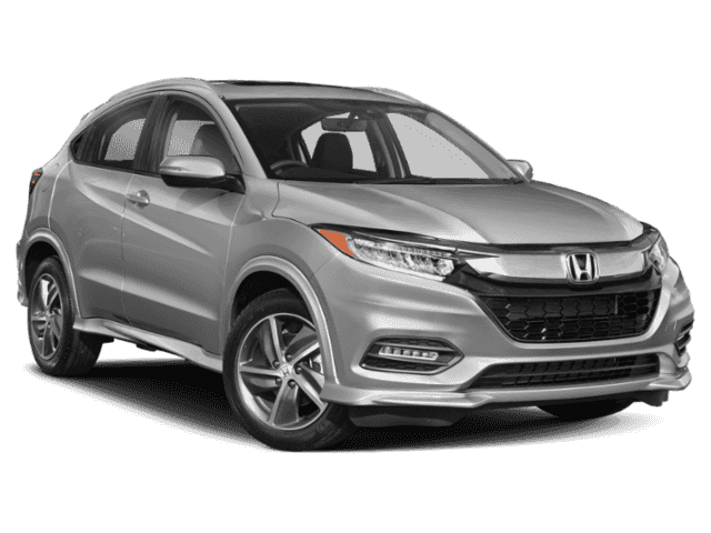 New 2019 Honda HR-V Touring With Navigation & AWD