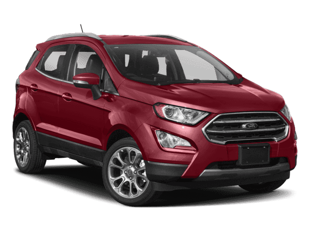 New 2018 Ford EcoSport Titanium 4WD </br> Stock: P1616