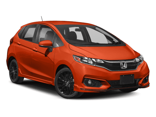 New 2018 Honda Fit Sport MT Front Wheel Drive 5-Door Hatchback