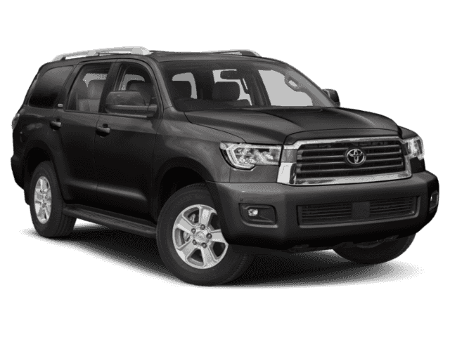 New 2019 Toyota Sequoia 4WD TRD Sport 5.7L