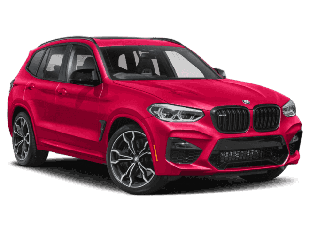 New 2020 BMW X3 M Base