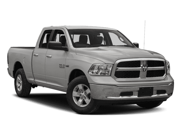 NEW 2018 RAM 1500 BIG HORN QUAD CAB® 4X2 6'4 BOX