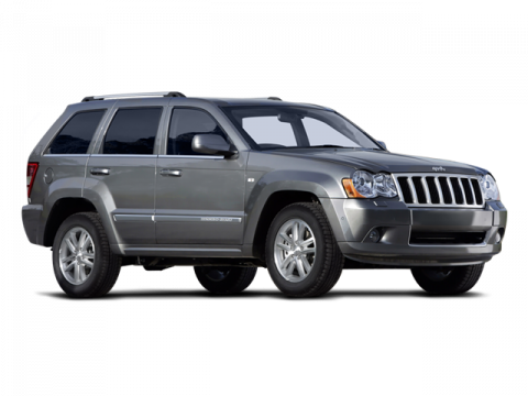 Pre-Owned 2008 Jeep Grand Cherokee 4WD 4dr Laredo