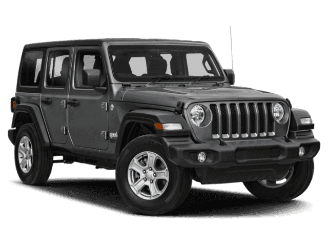 New 2019 Jeep Wrangler Unlimited Sahara | Heated Seats and Steering Wheel | Remote Start