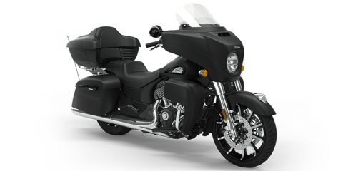 New 2020 Indian Motorcycle Roadmaster® Dark Horse® Thunder Black Smoke Cruiser