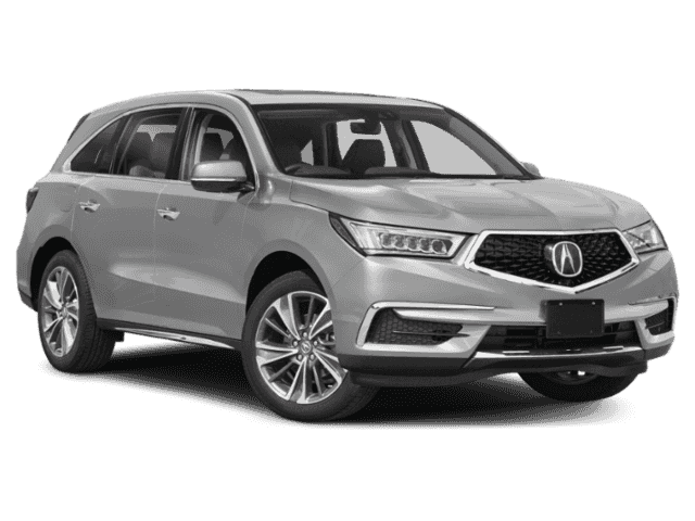 New 2019 Acura MDX w/Tech
