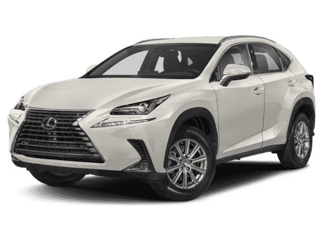 New 2020 Lexus NX 300 Luxury