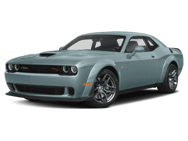 New 2020 DODGE Challenger 2d Coupe RWD R/T Scat Pack